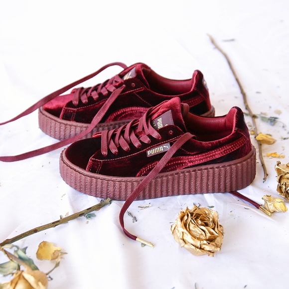 size 40 d99cd 8b1c2 👋🏼SOLD👋🏼 Rihanna's Fenty for Puma creepers